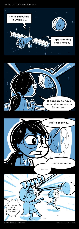 0018 - small moon